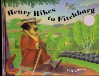 Henry Hikes to Fitchburg D.B. Jo