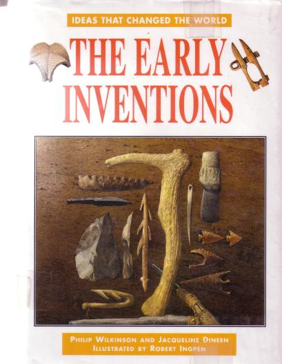 books Early Inventions