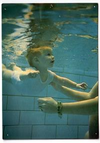 hope--tiny swimmer