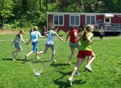 playground sprinkler run cropped