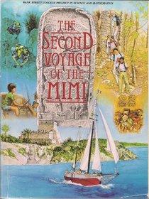 Mimi second voyage book cover