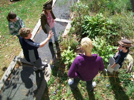 projects side garden