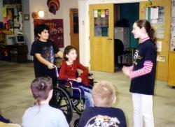projects transportation wheelcha