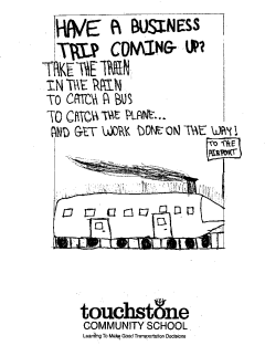 transportation projects poster b