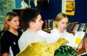 evolution kids at reptiles