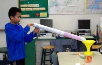 nate with tube and vortex